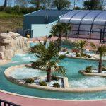 piscine couverte camping les iles