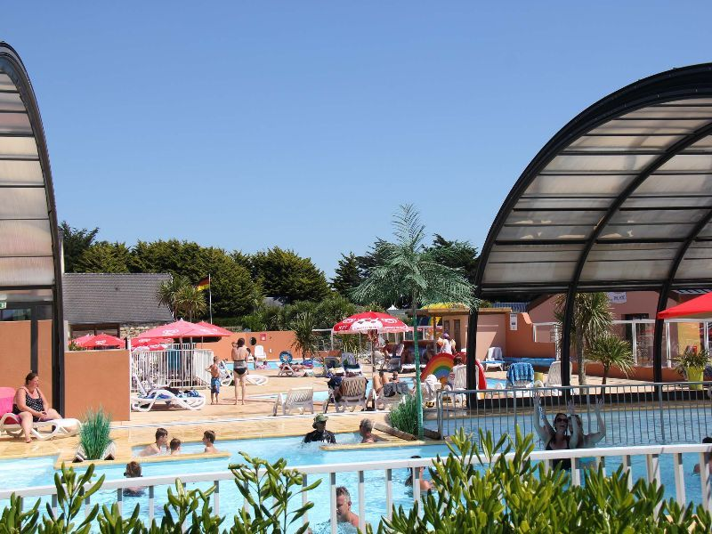 Camping le grand large campings normandie - Camping normandie avec piscine couverte ...