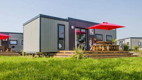 mobil-home camping normandie 5 étoiles