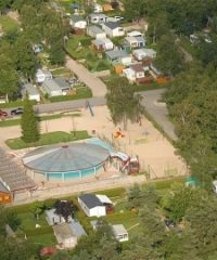 Camping Caravaning de Salverte 5 étoiles