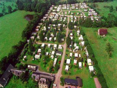 Camping Le Lieu Castel